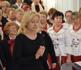 Koncert P. Heleny Abramowicz