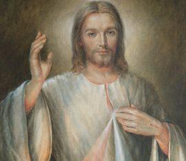 Modlitwa z okazji Niedzieli Miłosierdzia
